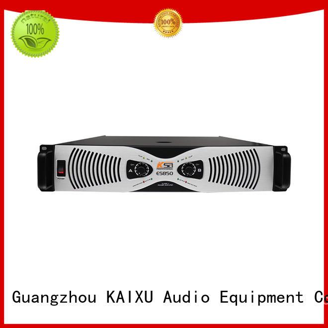 custom made speaker amplifier custom made for lcd KaiXu