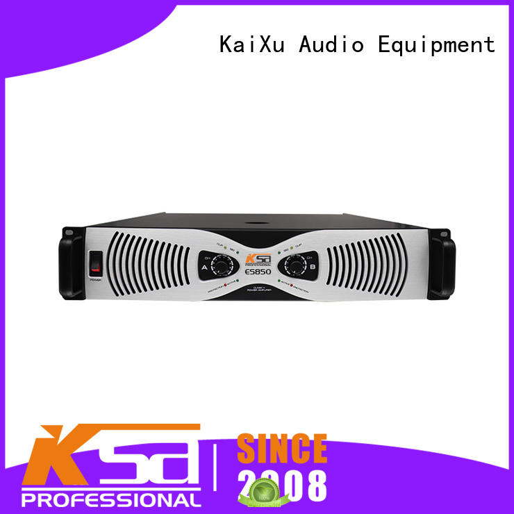 KSA new subwoofer power amplifier suppliers for classroom