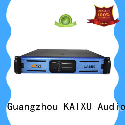 KaiXu high-quality best audio amplifier at discount for club