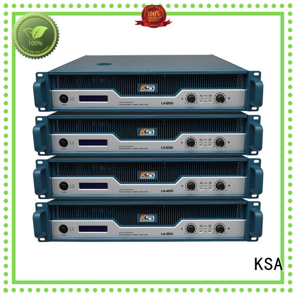 KSA best power amplifier for home theater class series for transformer