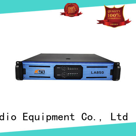 KSA china power amplifier at discount for night club