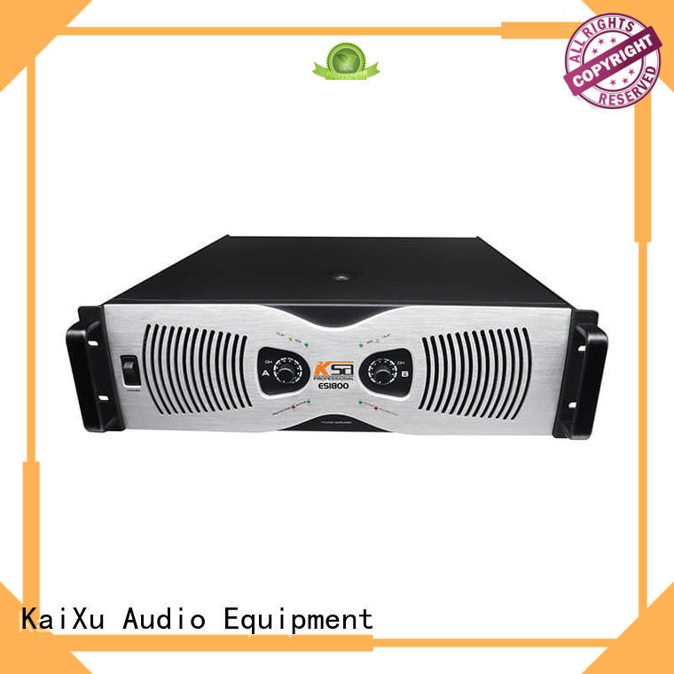 KSA home theatre amplifier professional for lcd