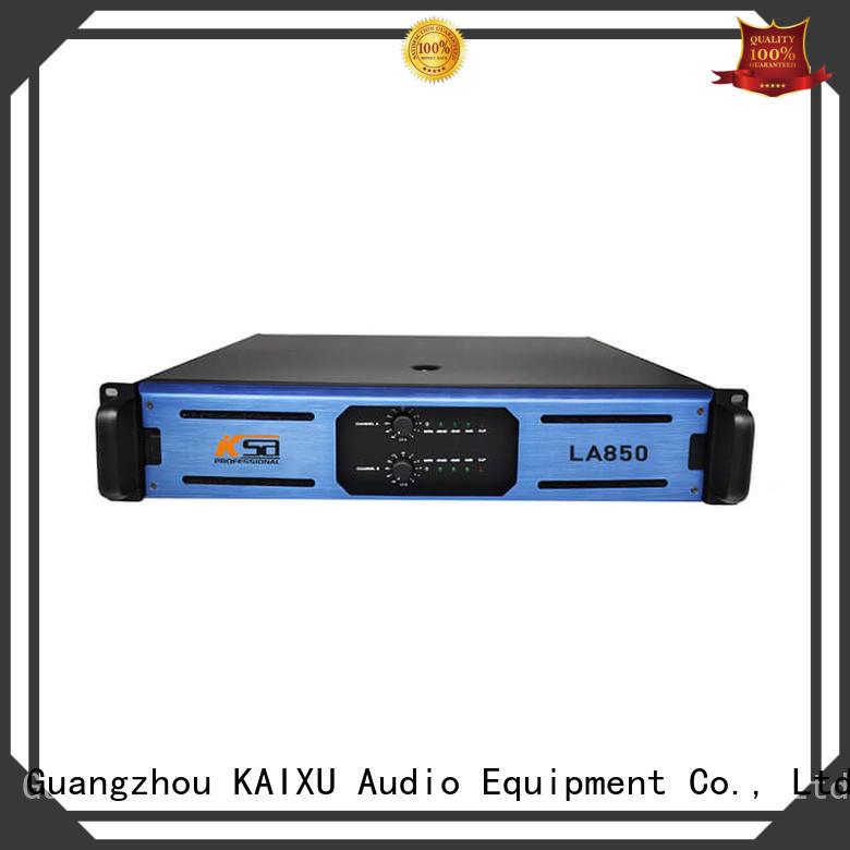 professional dj power amplifier supplier for ktv