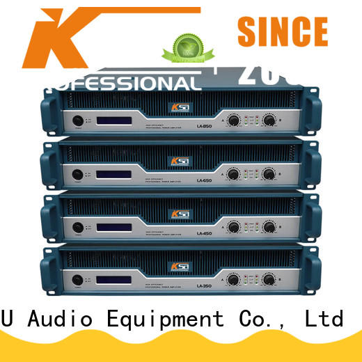 karaoke equipment from KaiXu Brand stereo power amplifier