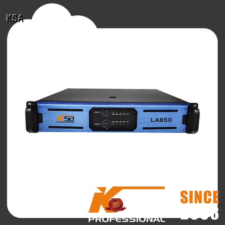 high-quality amplifier pa energy-saving for ktv