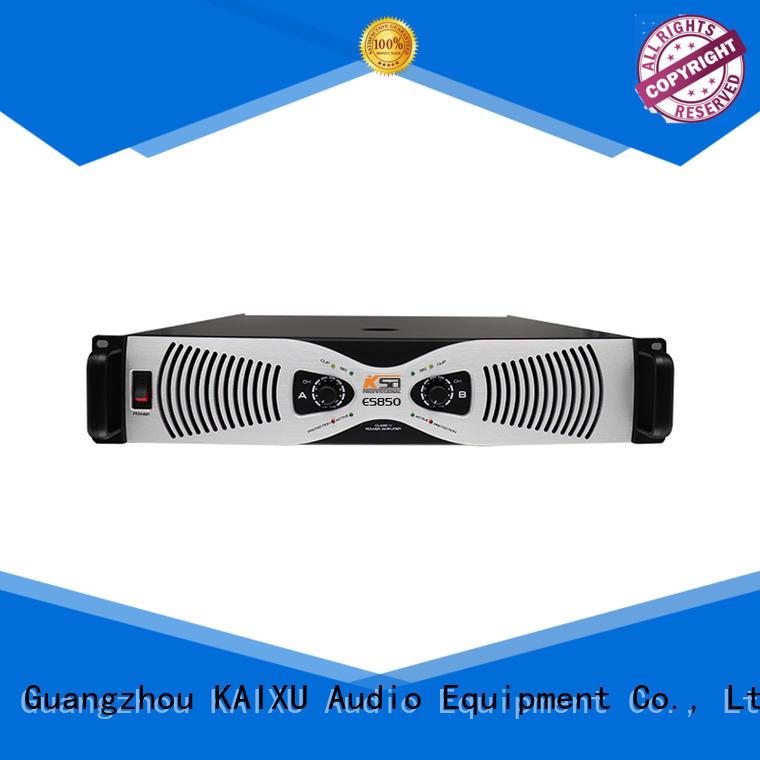 KaiXu ksa transistor amplifier professional for multimedia