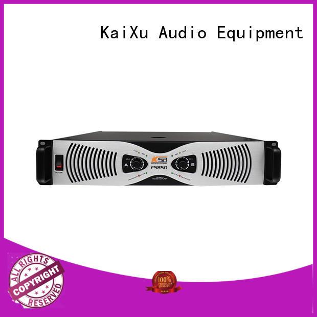 KSA effiency transistor amplifier for classroom