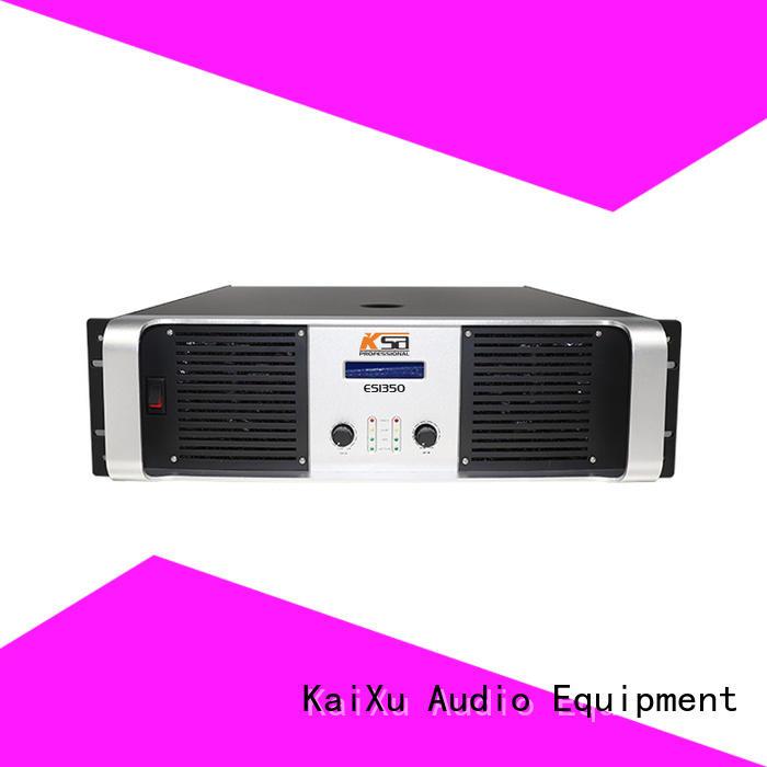 KSA cost-effective class e power amplifier best supplier for classroom