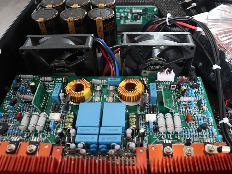 latest power amplifier china suppliers for club-6
